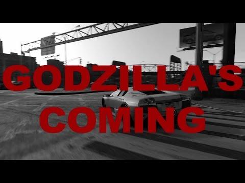 "Grand Theft Auto IV - ""GODZILLA'S COMING"" [2017 Graphics Showcase]"
