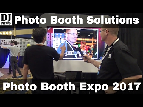 Photo Booth Control Solutions Software   Photo Booth Expo 2017   Disc Jockey News