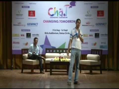 Varun Grover on Gyaans of Wasseypur @ ChaT - Changing Tomorrow, Jaipur
