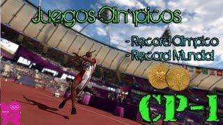 Juegos olimpicos london 2012 capitulo 1 record Mundial jabalina
