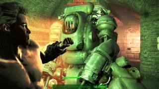 Прохождение Fallout 4 Старые пушки М 5