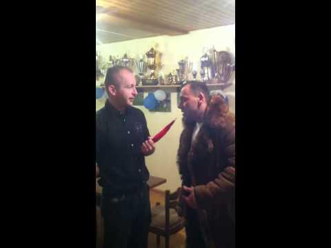 Interview Forca Rutsche mit Spielerberater Dragan