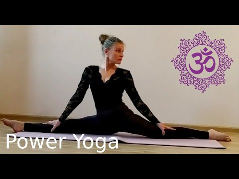 ashtanga vinyasa yoga  total body power yoga  youtube