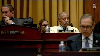 John Conyers Jr. Ends 52 Years in Congress Amid Harassment Claims