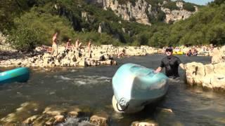Ardèche - Plusieurs descentes
