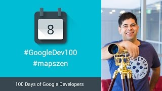 MapsZen - Seeing the Lite  (100 Days of Google Dev) thumbnail