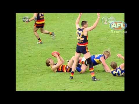 Tony Modra career highlights - AFL