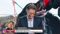 'C'est lui qui a tout inventé !' : Ségolène Royal remontée contre le journaliste qui l'accuse