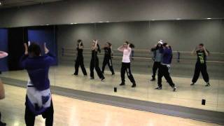 283 PAC - DANCE COMPANY - Justin Bieber - Fa La La La (Holiday Video)