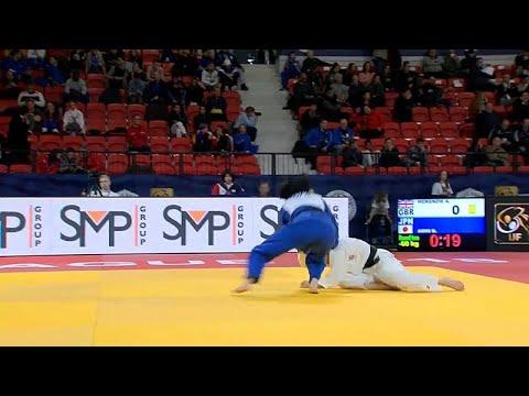 Hollanda'da Judo Grand Prix rüzgarı