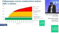 Vero2020: Palkansaajan ja eläkeläisten verotus 2020, Mikael Kirkko-Jaakkola