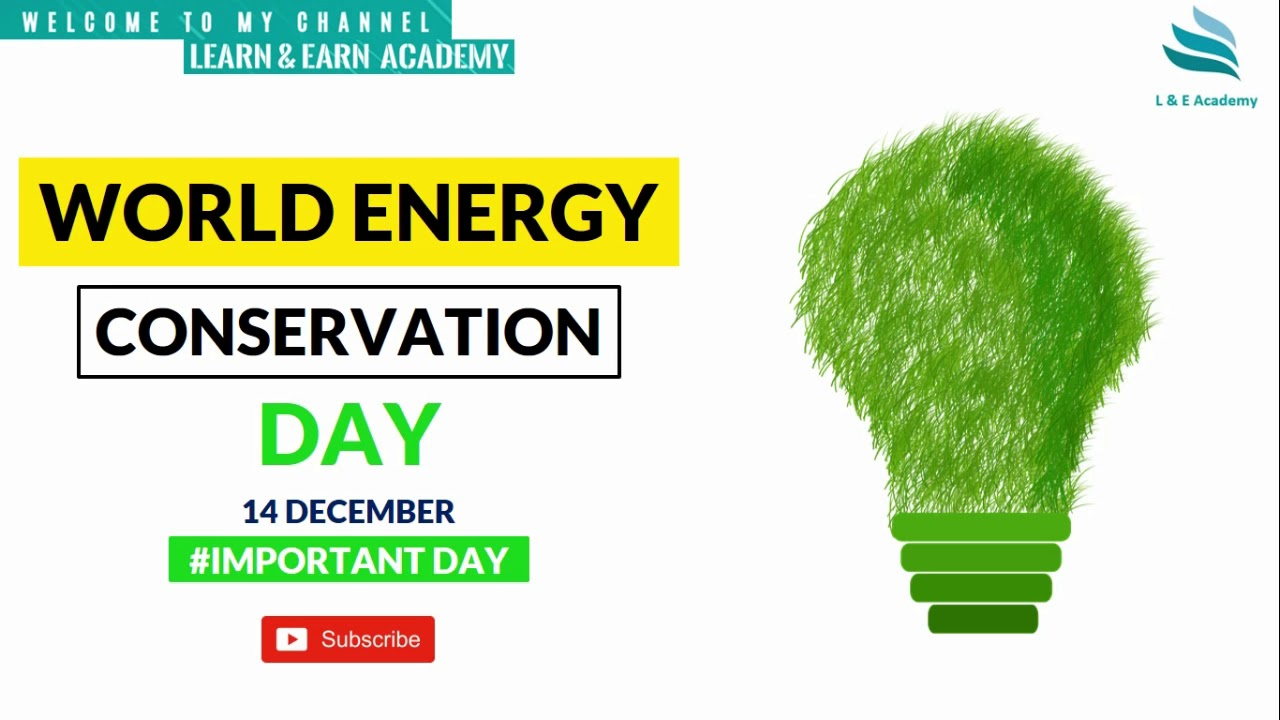 Image result for world energy conservation day
