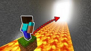 New Way To Parkour in Minecraft Pocket Edition