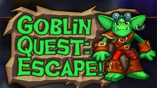Goblin Quest: Escape! • Gameplay by Mopixie.com