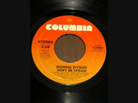 RONNIE DYSON  I JUST WANT TO BE THERE   DON