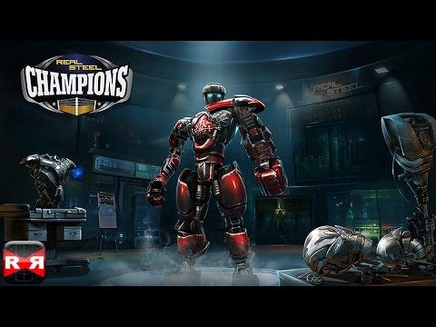 Real Steel Champions FINAL ATOM VS ALL REGIONS ROBOTS Series of fights NEW ROBOT(Живая Сталь)