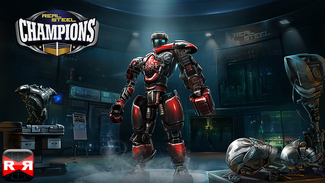 Real steel champions (by reliance big entertainment uk private.