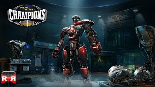 Real Steel Champions (By Reliance Big Entertainment UK Private) - iOS / Android - Gameplay Video