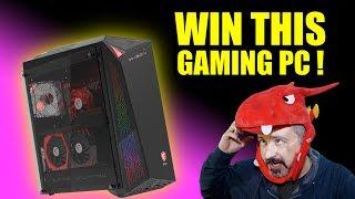 I'm Giving Away a Gaming PC - MSI Infinite A ❤️