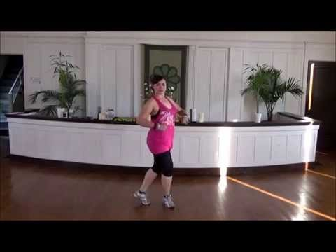 Zumba® Steps: Side-Step Crossover