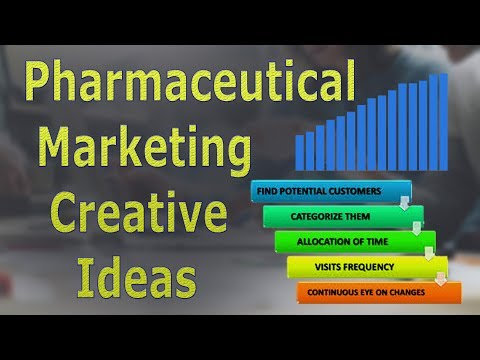 creative ideas for pharmaceutical marketing