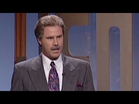 Web Only Will Ferrell On Alex Trebek Sean Connery Flick Youtube