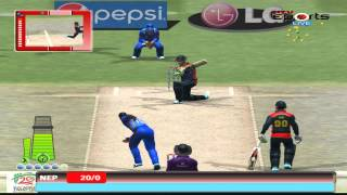 Nepal Vs Afghanistan ICC T20 World Cup 2014