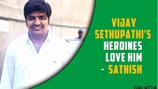Satish about Vijay Sethupathi's Rekka