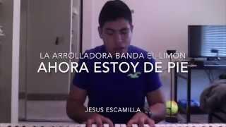 Ahora Estoy De Pie - La Arrolladora Banda El Limón [Cover]