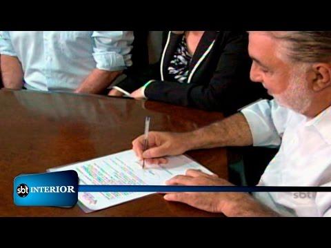 Rio Preto: Assinada ordem de serviço para início das obras do viaduto da rua João Mesquita