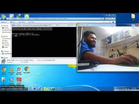 qpst tool installation no error