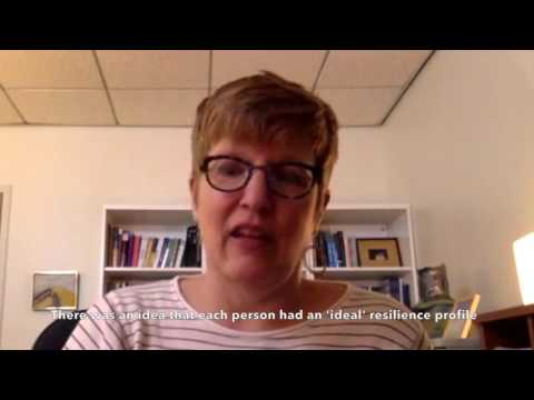 """Two+ Minutes Resilience"", with Cynthia Eriksson"