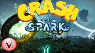 Project Spark - Crash Bandicoot Demo