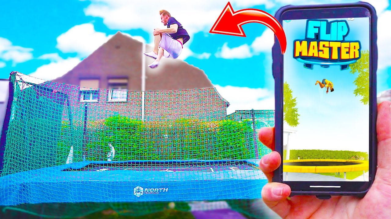 FLIP MASTER IN REAL LIFE! *PART 2*