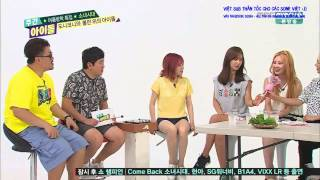 [VIỆT SUB] 150826 Weekly Idol EP213 SNSD - Part 5