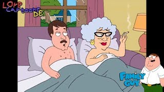 Tom Tucker und Peter's Mutter haben Sex! (Family Guy Best of #34) [Deutsch/HD]