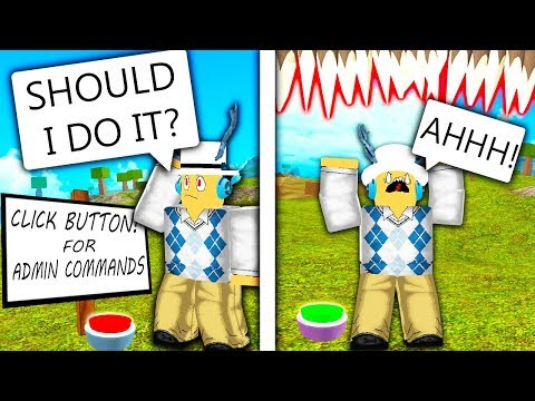 Pranking my Fans with fake admin commands... (roblox)