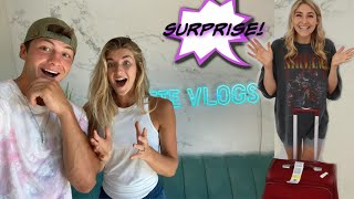 SURPRISING JATIE VLOGS AT THEIR NEW HOUSE!!