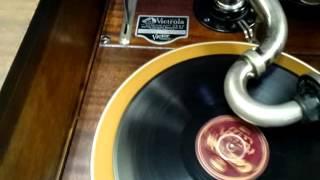 蓄音機レコード 78回転 SP盤 ビクター・グラナダ・蓄音機.