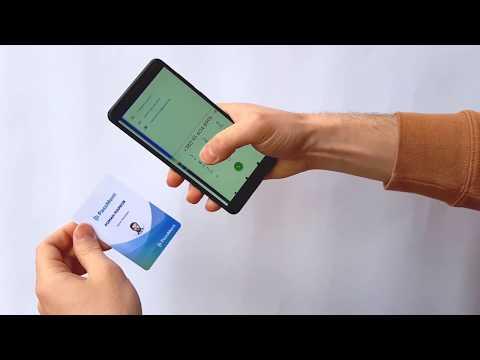 NFC Визитки, Бейджики, Значки – бесконтактные аксессуары PassMent