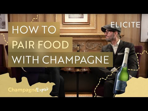 wine article The Best Advice For Pairing Champagne With Food