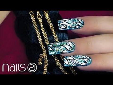 [ Nail Art 2016 ] Nail Art Bali | Nails Art 2016 Compilation #25