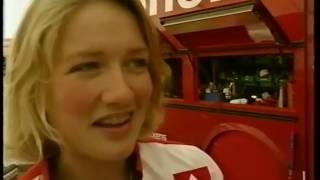 CANAL+ OKTAN Rallycross EM 1997 Lyngås Norge