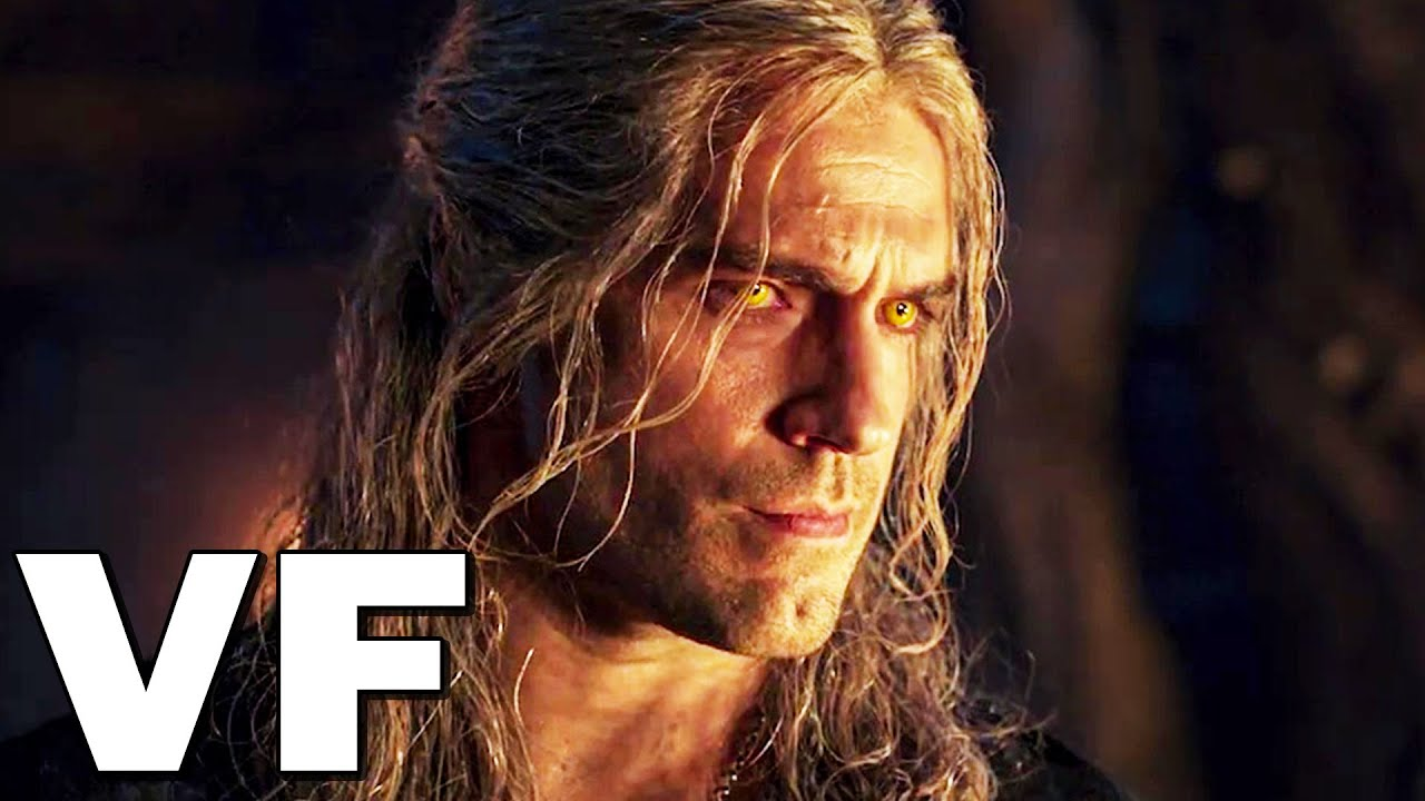 Download THE WITCHER Saison 2 Bande Annonce VF