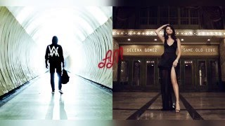 Alan Walker x Selena Gomez - Faded Love (Mashup)