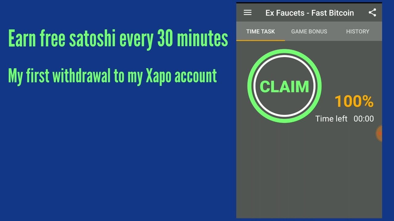 How to hack bitcoin faucet app and earn unlimited satoshimoney