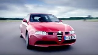 Alfa 147 GTA Car Review | Top Gear