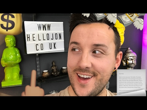 Give me all your receipts | YouTube Business Ft John Kuckian & Here For The Tea