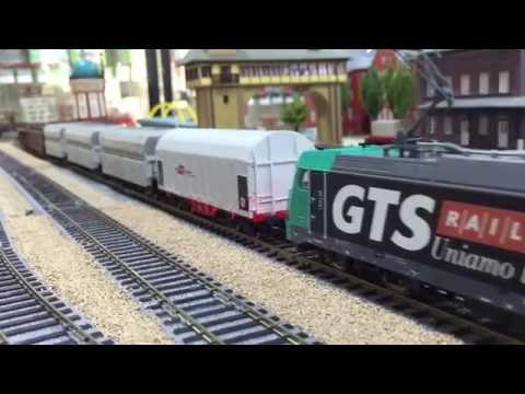Trix HO 22610 BR E 483 GTS EpⅥ DCC Sound