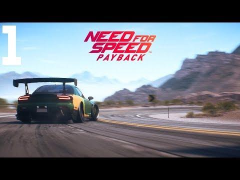 NFS Payback  —  Jedziemy dalej :D